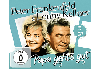 Lonny Kellner, Peter Frankenfeld - Papa Geht's Gut (Cd+Dvd) - (CD + DVD Video)