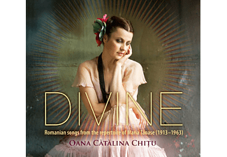 Oana Catalina Chitu - Divine - (LP + Download)