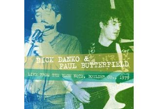 Rick Danko, Paul Butterfield - Live From The Blue Note (Boulder Co. 1979) - (CD)