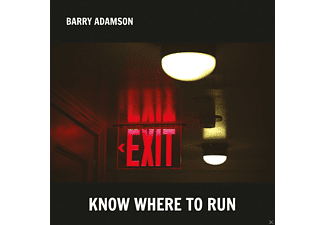 Barry Adamson - Know Where To Run - (CD)