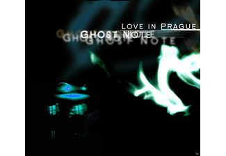 Love In Prague - Ghost Note [CD]