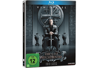 The Last Witch Hunter (Steel-Edition) [Blu-ray]