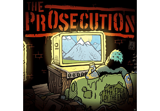 The Prosecution - At The Edge Of The End - (CD)