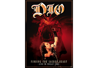 Dio - Finding The Sacred Heart - Live In Philly 1986 - (DVD)