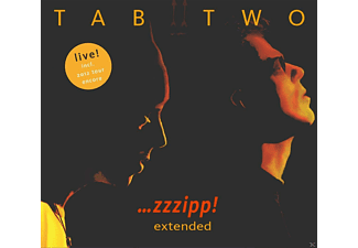 The Tab Two - ...Zzzipp! Extended - (CD)