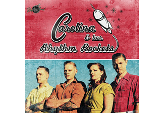 Carolina/Her Rhythm Rockets - Carolina & Her Rhythm Rockets [CD]