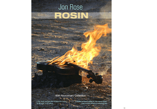 Jon Rose - Rosin (60th Anniversary Collection) [CD]