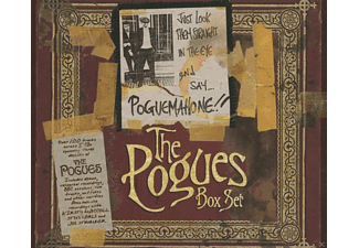 The Pogues - Just Look Them Straight In The Eye And Say...Pogue - (CD)
