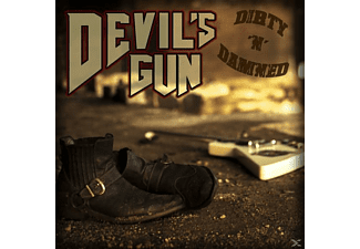Devils Gun - Dirty 'n' Damned - (CD)