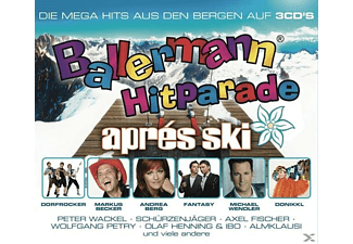 VARIOUS - Ballermann Apres Ski Hitparade [CD]