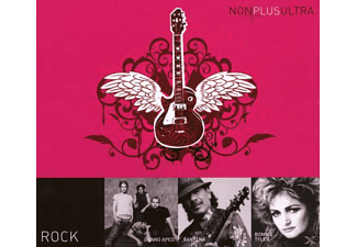VARIOUS - Nonplusultra-Rock - (CD)