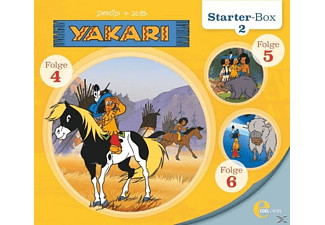 Yakari - (2)Starter-Box - (CD)