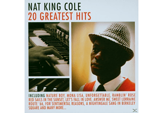 Nat King Cole - 20 Greatest Hits - (CD)