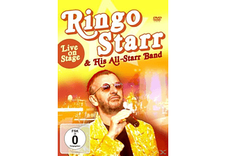 Ringo Starr & His All Starr Band - Live On Stage - (DVD)