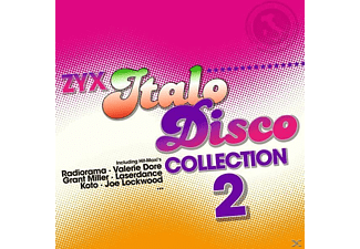 VARIOUS - Zyx Italo Disco Collection 2 - (Vinyl)