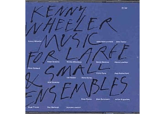Kenny Wheeler - Music for Large & Small Ensembles (CD)