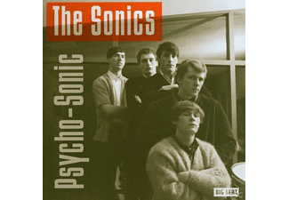 Sonics - Psycho-Sonic -Remastered- [CD]