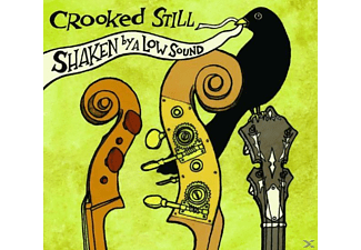 Crooked Still - Shaken By A Low Sound - (CD)