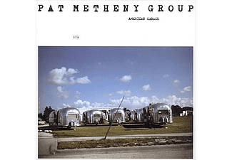 Pat Metheny Group - American Garage (Vinyl LP (nagylemez))