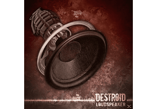 Destroid - Loudspeaker [CD]