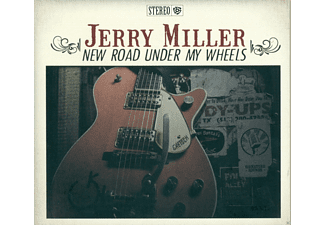 Jerry Miller - New Road Under My Wheels - (CD)