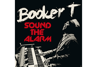 T. Booker - Sound The Alarm - (CD)