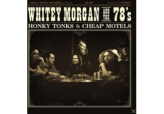 Whitey Morgan And The 78' - Honky Tonks And Cheap Motels - (Vinyl)