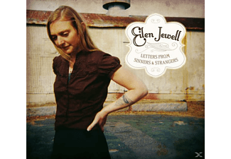 Eilen Jewell - Letters From Sinners & Strangers [CD]