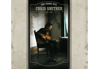 Chris Smither - Time Stands Still [CD]