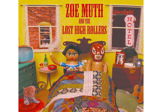 Zoe And The Lost High Ro Muth - Starlight Hotel [CD]