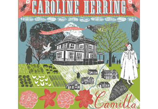 Caroline Herring - Camilla - (CD)
