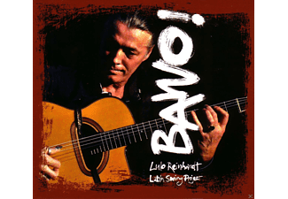 Latin Swing Project, Lulo Reinhardt - Bawo [CD]