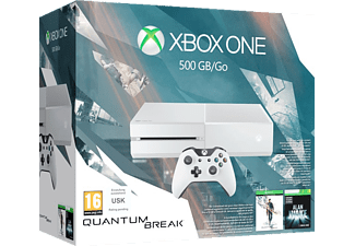 MICROSOFT Xbox One 500GB bundle Special Edition Quantum Break
