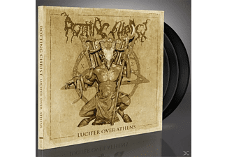 Rotting Christ - Lucifer Over Athens (3lp Gatefold, Black) - (Vinyl)