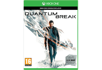 Quantum Break (inkl. Alan Wake för Xbox 360) Xbox One