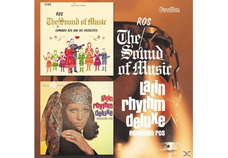 Edmundo Ros - The Sound of Music / Latin Rhythm Deluxe - (CD)