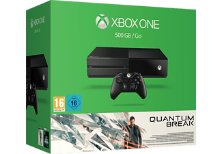 MICROSOFT Xbox One (inkl Quantum Break, Alan Wake (Xbox 360) - 500GB