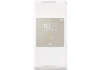 SONY Smart Style Cover SCR44 Xperia Z5 Compact White