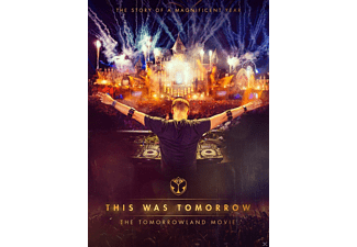 VARIOUS - The Tomorrowland Movie-This Was Tomorrow [Blu-ray]