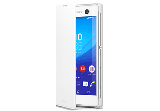 SONY Style Cover Xperia M5 SCR48 White
