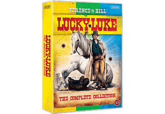 Lucky Luke The Complete Collection Action DVD