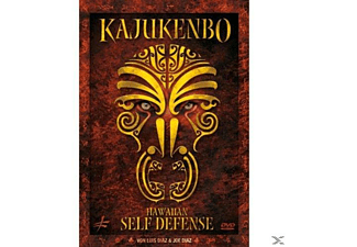 Kajukenbo-Hawaiian Self Defense - (DVD)