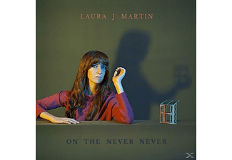 Laura J Martin - On The Never Never - (Vinyl)