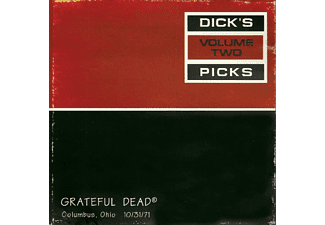Grateful Dead - Dick's Picks 2 - (CD)