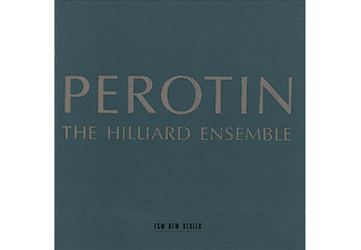 The Hilliard Ensemble - Perotin (CD)