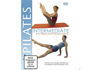 Pilates Intermediate Vol.2 - (DVD)