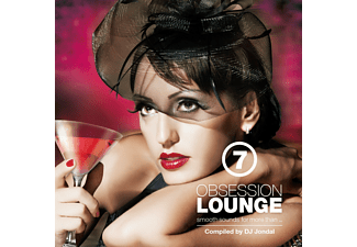 VARIOUS - Obsession Lounge Vol.7 - (CD)