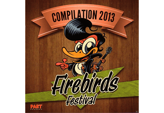 VARIOUS - Firebirds Festival Compilaton 2013 [CD]