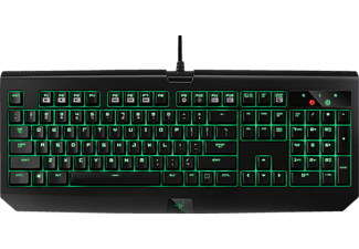 RAZER BlackWidow Ultimate Stealth 2016, Gaming-Tastatur, Mechanisch, Razer Ultra-Low Profile