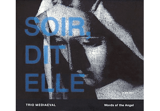 Trio Mediaeval - Words of The Angel (CD)
